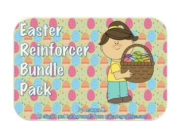 Easter Reinforcer Bundle Pack