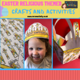 Easter Religious Education Craft Bundle