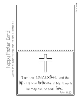 Easter {Religious} Holiday Cards