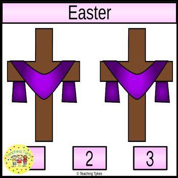 Easter Religious Activities