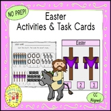 Easter Religious Activities and Task Cards