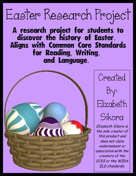 Easter Research Project