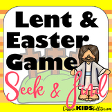 Lent and Easter Game: Fun Religious Christian Search about Easter & the Passion