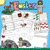 Easter Resurrection Math and Literacy Pack