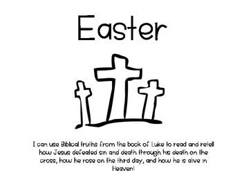 Easter Retell