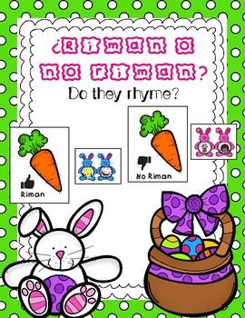 Easter Rhymes in Spanish - Rimas de Pascua