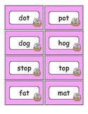 Easter Rhyming Words Center