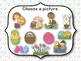 Easter Rhythm Reading Game to Practice Tika-tika/16th Notes (Kodaly Review Game)