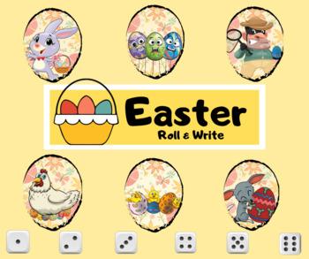 Easter Roll & Write