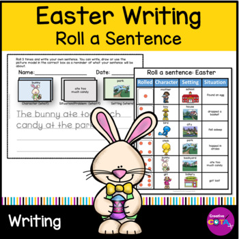 Easter Roll a Sentence