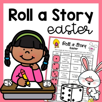 Easter Roll a Story Writing Prompt