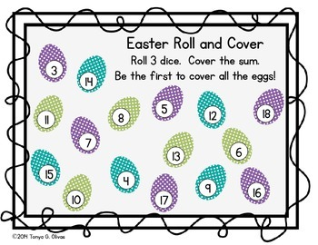 Easter Roll and Cover