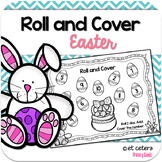 Easter Roll and Cover Dice Games