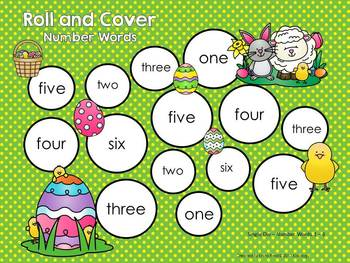 Number Sense Games and Activities