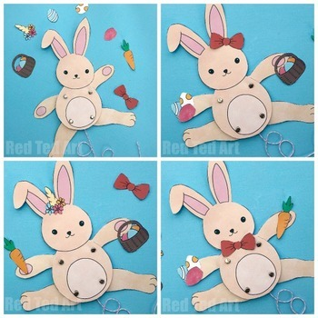 Easter STEAM Craft Activity (Lesson Plan & Printable)
