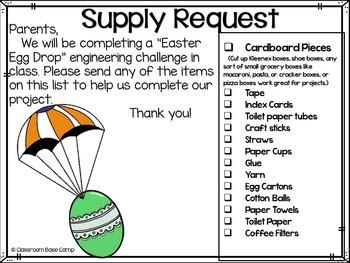 Easter STEM