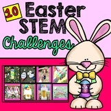 10 Easter STEM Challenges (April)