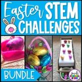 April STEM and Easter STEM Activities BUNDLE (Easter STEM
