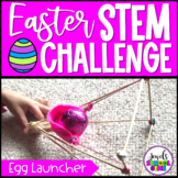 Easter STEM Activities (Egg Launcher Easter STEM Challenge)