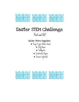 Easter STEM Challenge