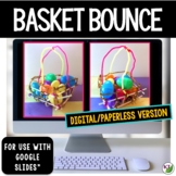 Easter STEM Challenge: Basket Bounce Paperless Version