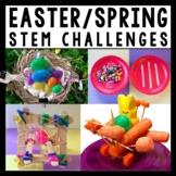 Easter STEM Challenge Bundle Paperless Version