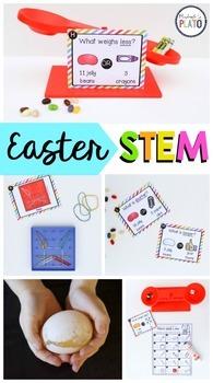 Easter STEM Challenges