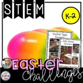 Easter STEM Challenges K-2