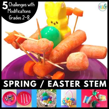 Easter STEM Challenge 5-in-1 Bundle