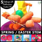 Easter - Spring STEM Challenge 5-in-1 Bundle