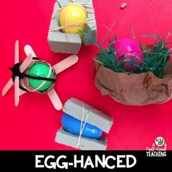 Easter STEM Challenge: Egg-hanced