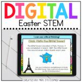Easter STEM Digital Activity   Distance Learning