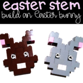Easter STEM Project: Design an Easter Bunny Using Building