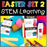 Easter STEM Set 2 Easter Bunny Egg Drop Egg Experiments