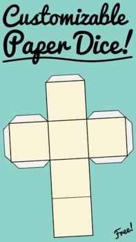 Easter Scattergories Bundle!