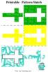 Easter Scavenger Hunt, Cross Match up, Christian Verses, Prize Bag Printable