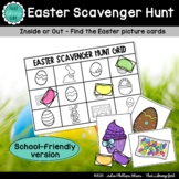 Easter Scavenger Hunt - School-friendly version
