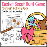 "Easter Scent Hunt Game - Girl Scout Brownies - ""Senses"" Activity Pack (Step 3)"