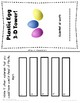 Easter Science 3-D Plastic Egg Tower!