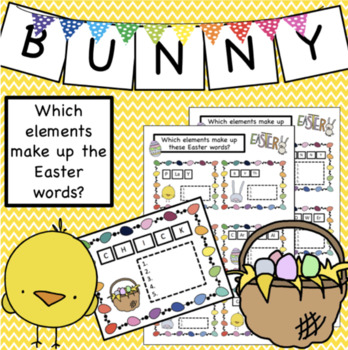 Easter Science Chemistry Elements