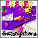 Easter Science - Easter Investigations- Exploration-STEM