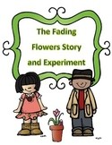 Easter Science Spring Science Plant Experiment: The Case of the Fading Flowers