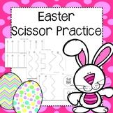 Easter Scissor Practice