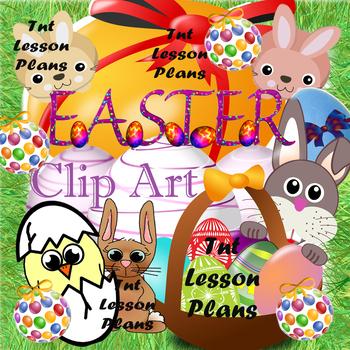 Easter Season Clip Art Bundle