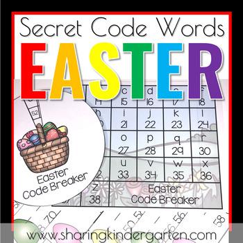 Easter {Secret Code Words}