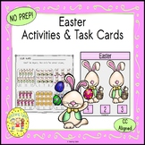 Easter Activities and Task Cards
