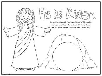 Easter See-Inside Craft Freebie