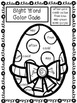 Easter Sight Word Color Code