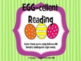 Easter Sight Word Game McGraw-Hill Wonders kindergarten si