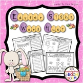 Easter Sight Word Hunt